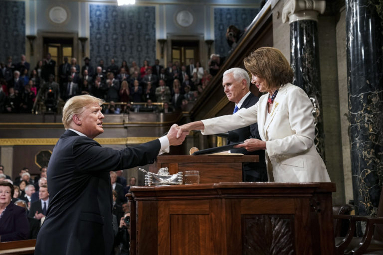 Coup d'état: Nancy Pelosi Intends To Discuss A Constitutional Measure To Remove Trump From Office